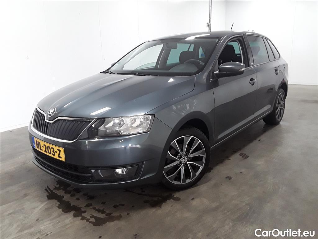 Skoda  Rapid 1.4 TDI Grt Edition #1