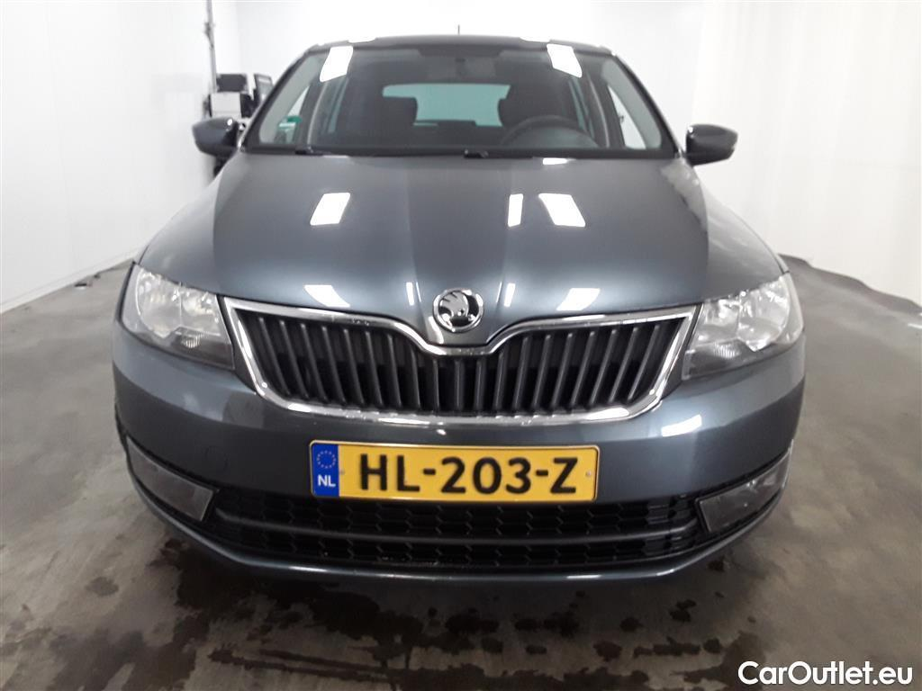 Skoda  Rapid 1.4 TDI Grt Edition #2
