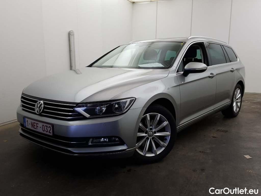 Volkswagen  Passat 1.6 TDI HIGHLINE #1