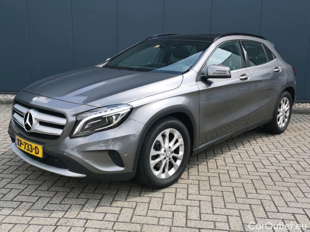 Mercedes  GLA 180 d Lease Ed. Plus #1