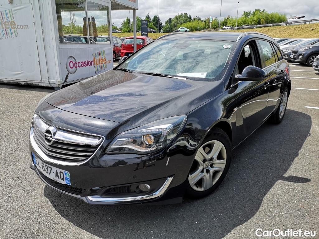 Opel  Insignia  Sp Tourer 1.6 CDTI 136ch ecoFLEX Business Edition #1