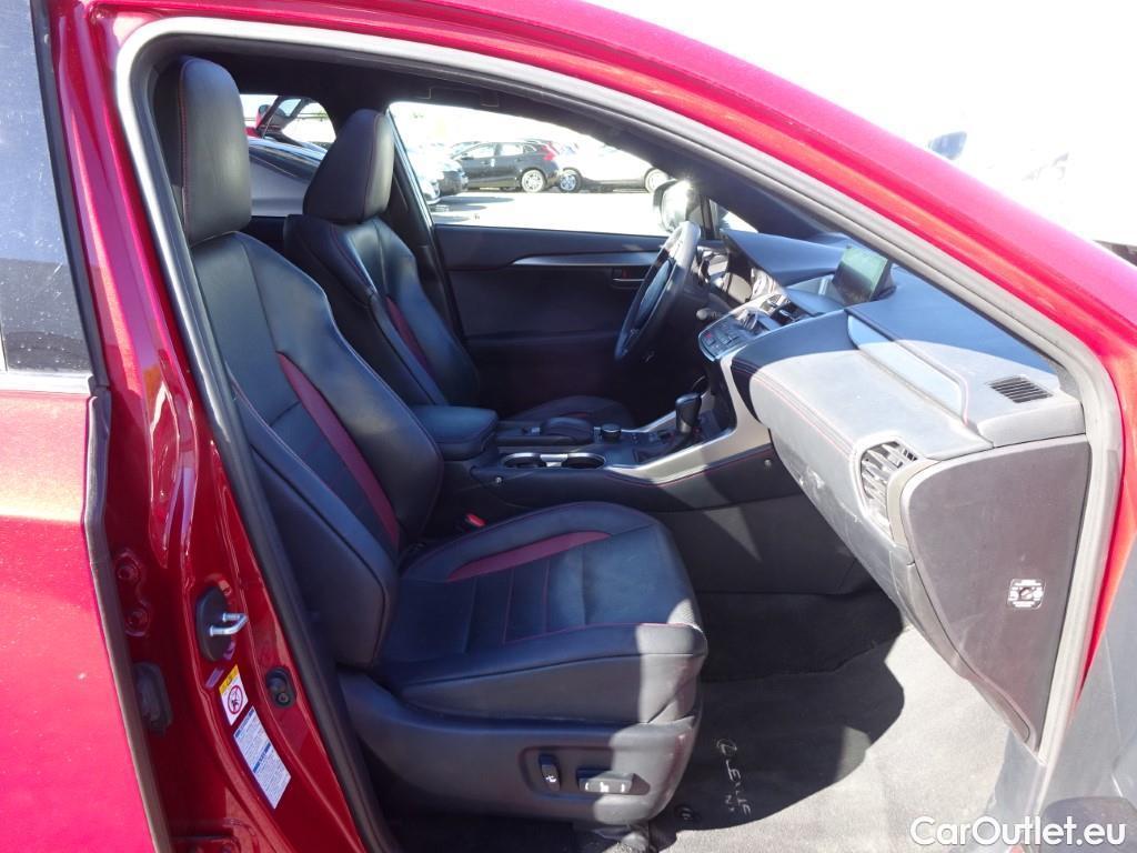 Lexus  NX 300H F SPORT 4WD #5