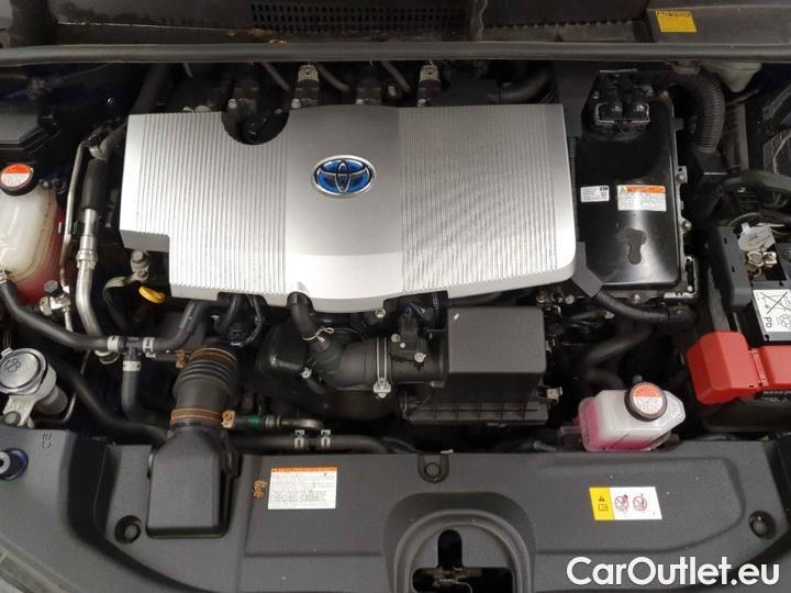 Toyota  Prius 1.8-l-VVT-i Executive #12