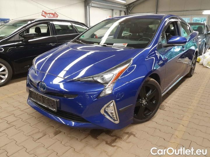 Toyota  Prius 1.8-l-VVT-i Executive #1