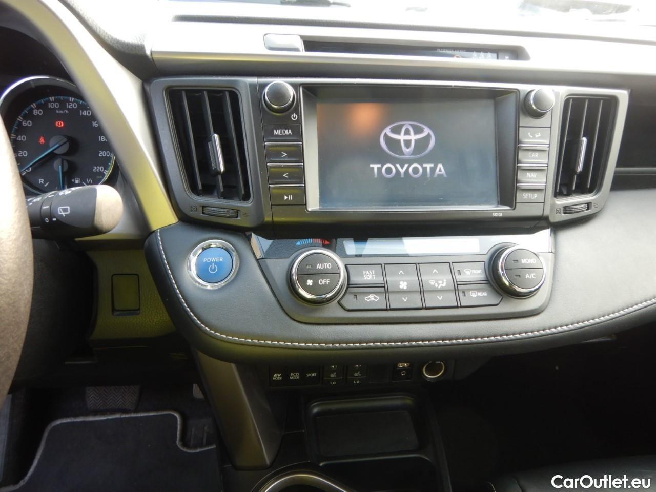 Toyota  RAV4 2.5 Hv 197cv Cvt Lounge 2wd #12