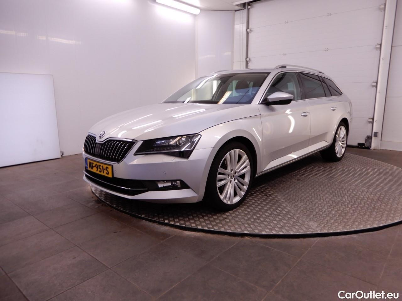 Skoda  Superb 1.6 TDI Ambition Business 5d #7