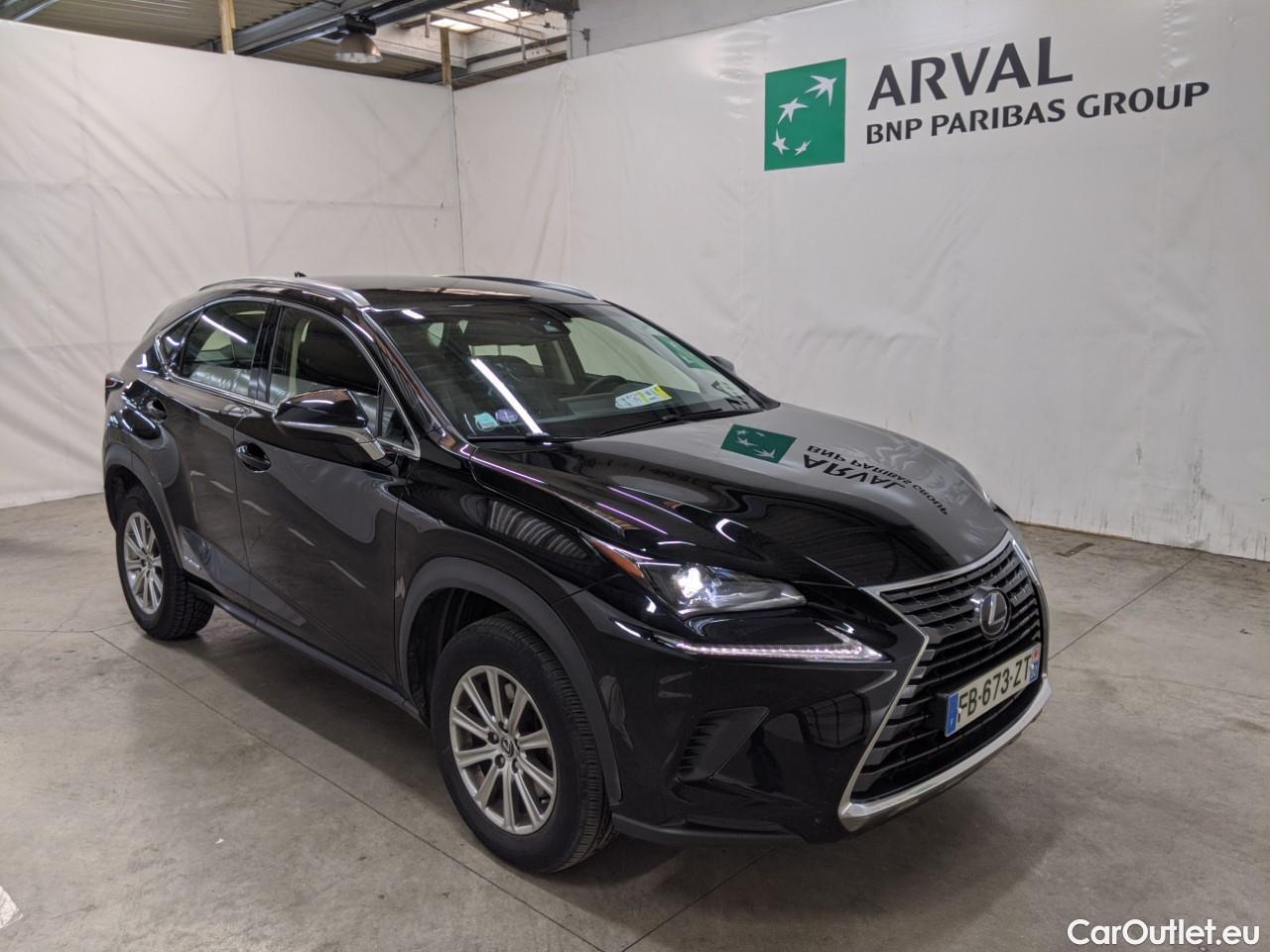 Lexus  NX  2.5 300H Business 2WD AUTO #4