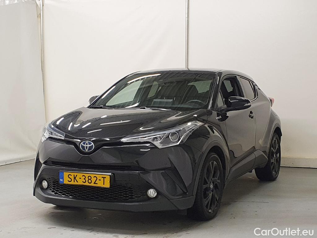 Toyota  C-HR 1.8 Hybrid Black Ed. #1