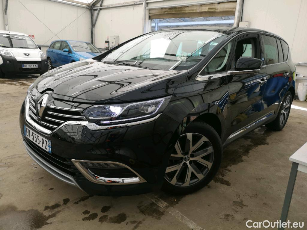 Renault  Espace RENAULT  MP Intens Energy dCi 160 EDC 7PLACES #1