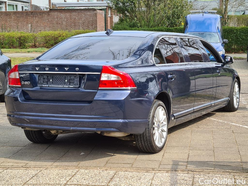Volvo  S80 2.5T Nilsson verlengde Limousine 8 persoons #6
