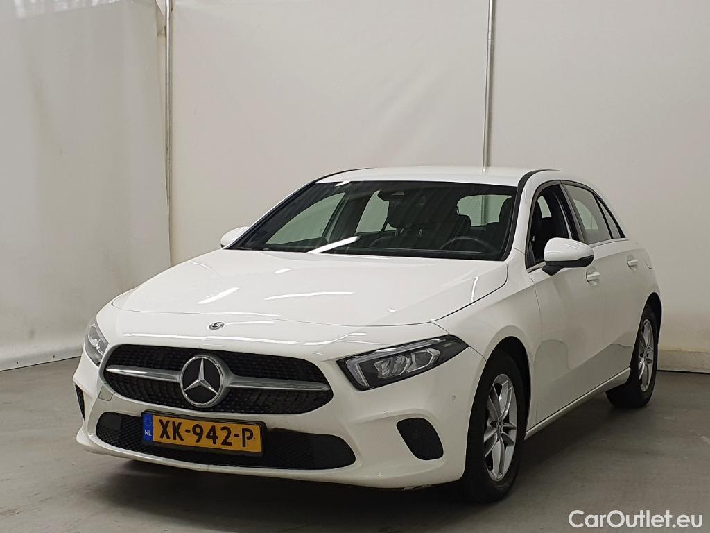 Mercedes  A-Klasse 180 d Premium #1