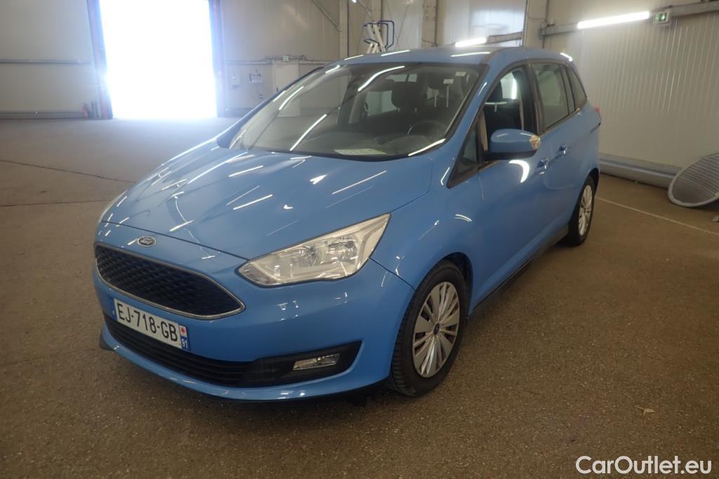 Купить Ford Grand C-Max бу в Украине - купить на Автобазаре