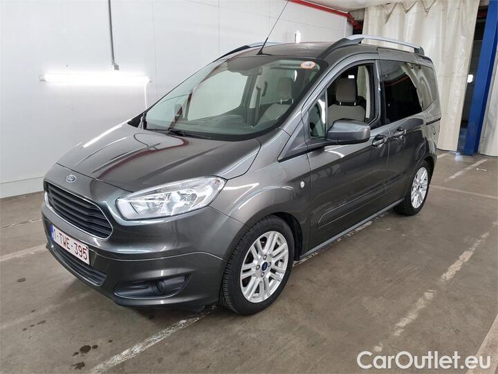 Купить Ford Tourneo бу в Украине - купить на Автобазаре