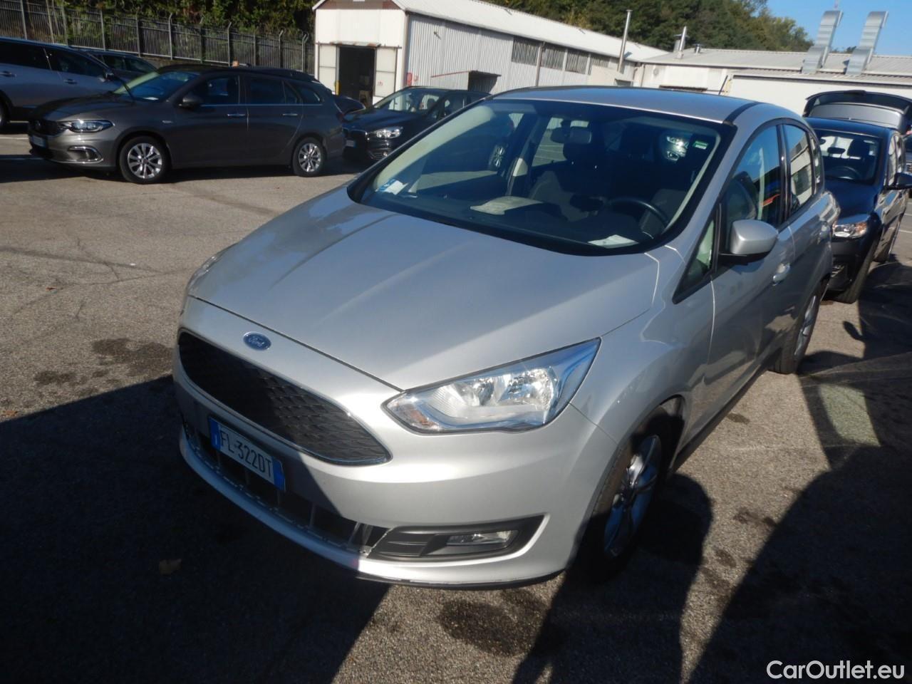 Купить Ford C-Max бу в Украине - купить на Автобазаре